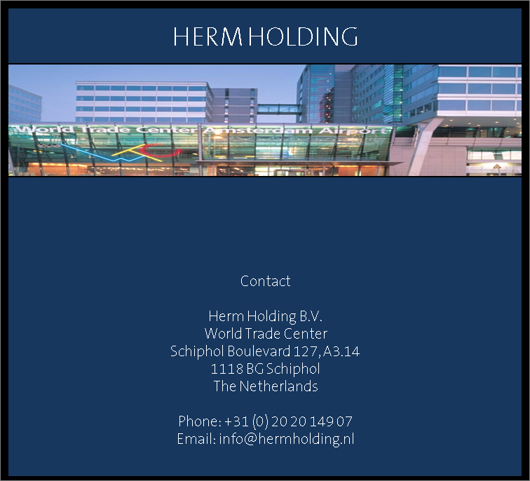 Herm Holding B.V.